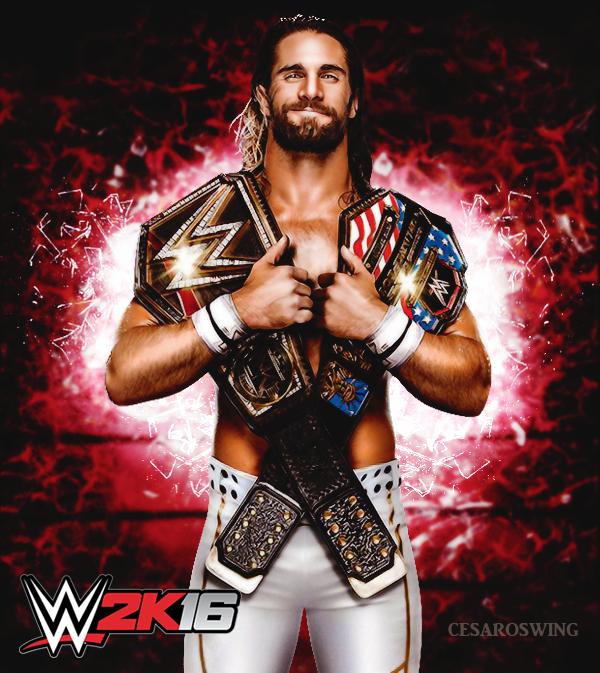 Wwe Superstar Seth Rollins 2k16 Custom Render By Cesaroswing Deviantart Com On Seth Rollins Wwe Superstars Seth Freakin Rollins