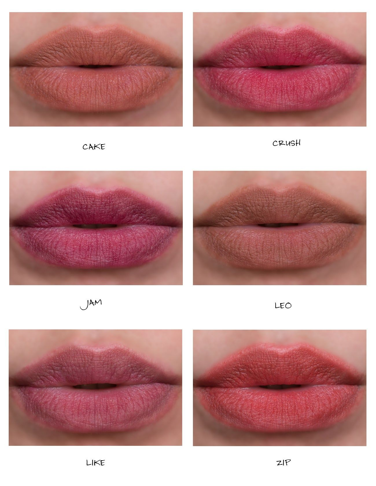Glossier Generation G New Formula Sheer Matte Lipstick Review