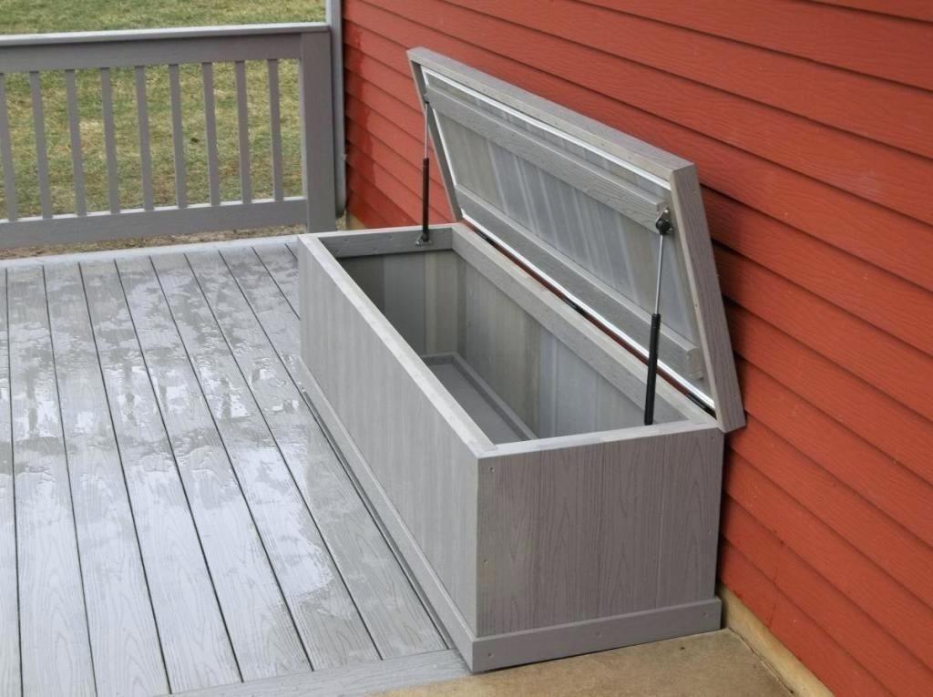Lowes Suncast Storage Cabinet In 2020 Outdoor Storage Bench