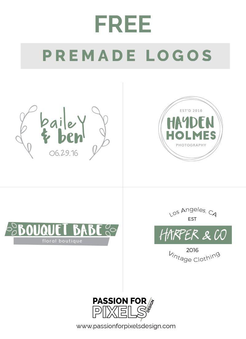 make my own logo free download