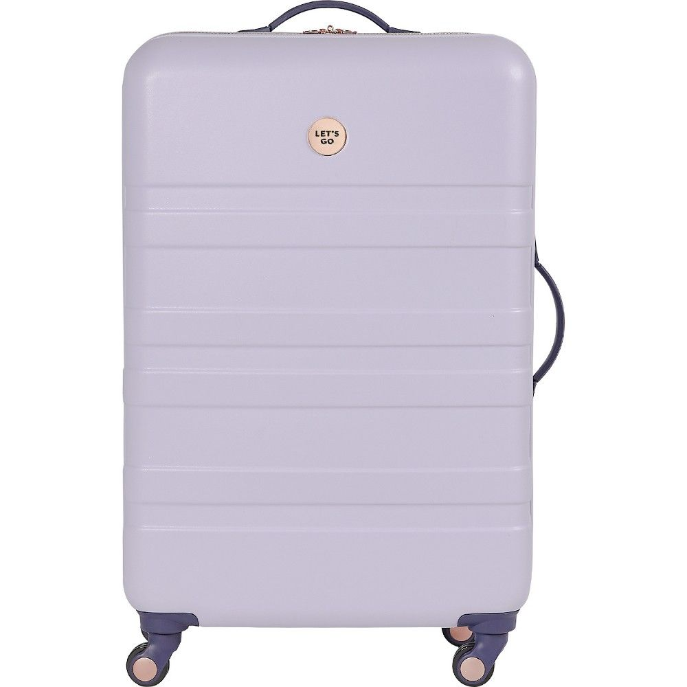 a9a7d4b9d Design Love Fest 28 Hardside Suitcase - Lavender (Purple). Travel easy and  in ...