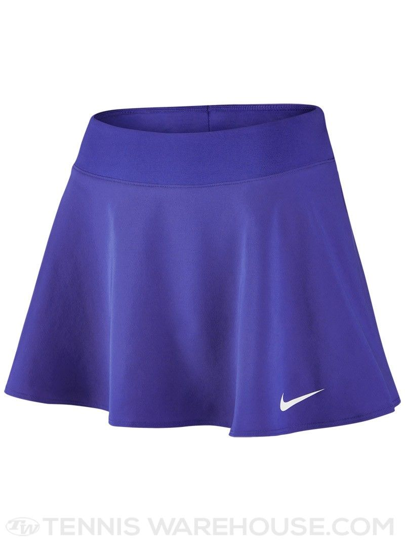 Nike Women S Summer Pure Flouncy Skirt Tennis Clothes Womens Tennis Skirts Golf Skirts