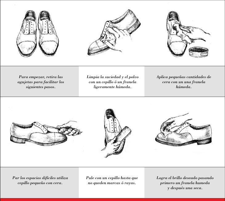 Bolear El ZapatosCalzas Arte Tus Correctamente ZapatosMen De rCBshtdQx
