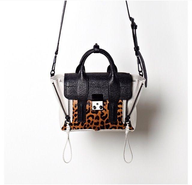 Philip Lim mini satchel