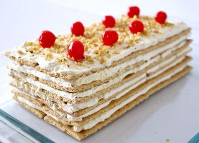 Heavenly Layered Pineapple Cake