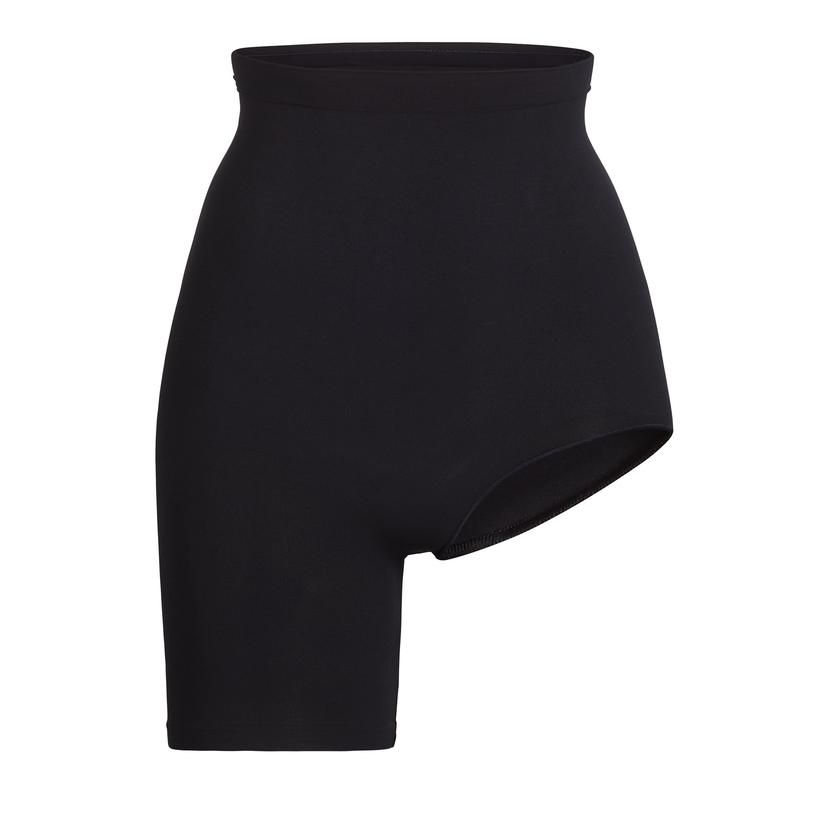 SKIMS Solution Short #1 Shapewear - Black - Size X