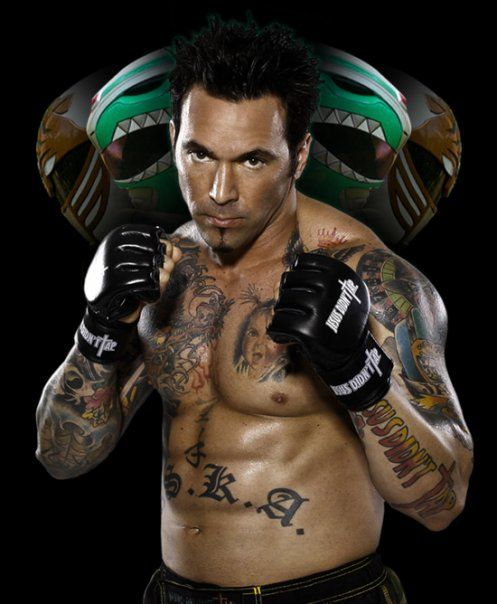 Jason David Frank He Was The One Who Inspired Me To Take Up Martial Arts Original Power