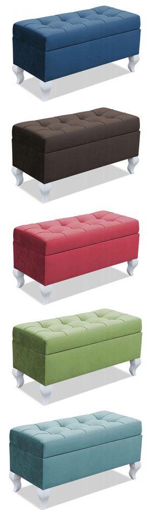 Die Sitzbank Passt In Das Schlafzimmer Oder Wohnzimmer Puff Bringt Eine Angenehme Atmosphare In Den Wohnraum Und Zeichnet Polsterbank Sitzhocker Sitzbank