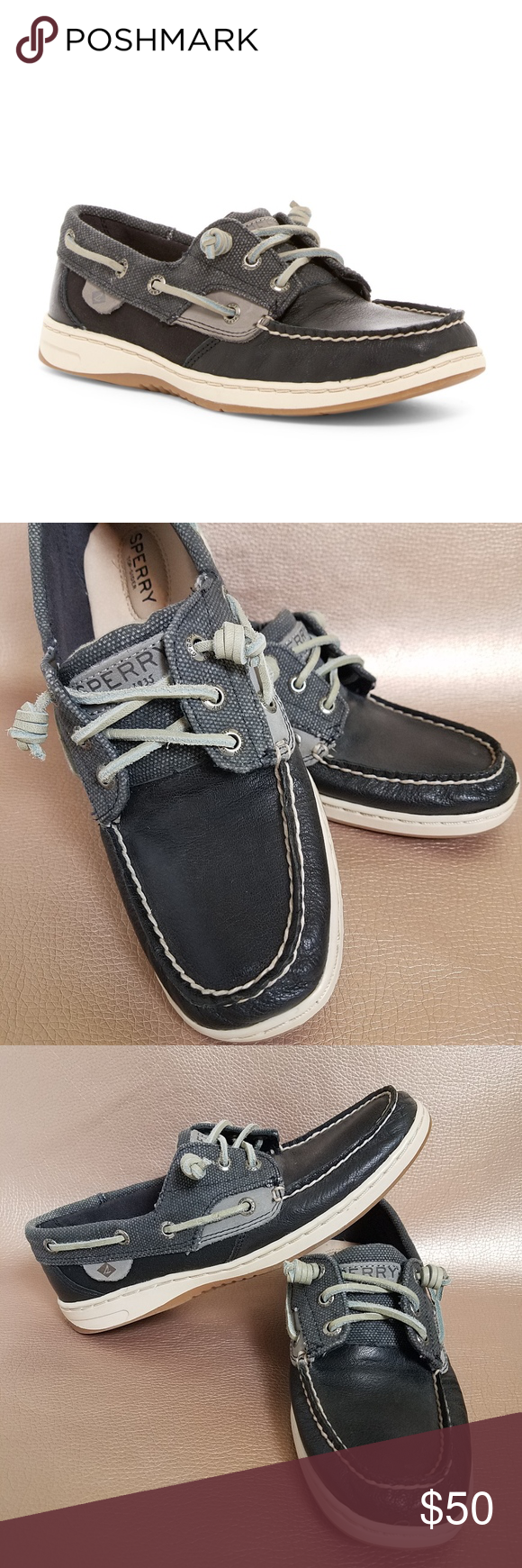 e7605b2e65ae9 NEW Sperry Top-Sider Ivyfish Waxed Boat Shoe NEW Sperry Top-Sider ...