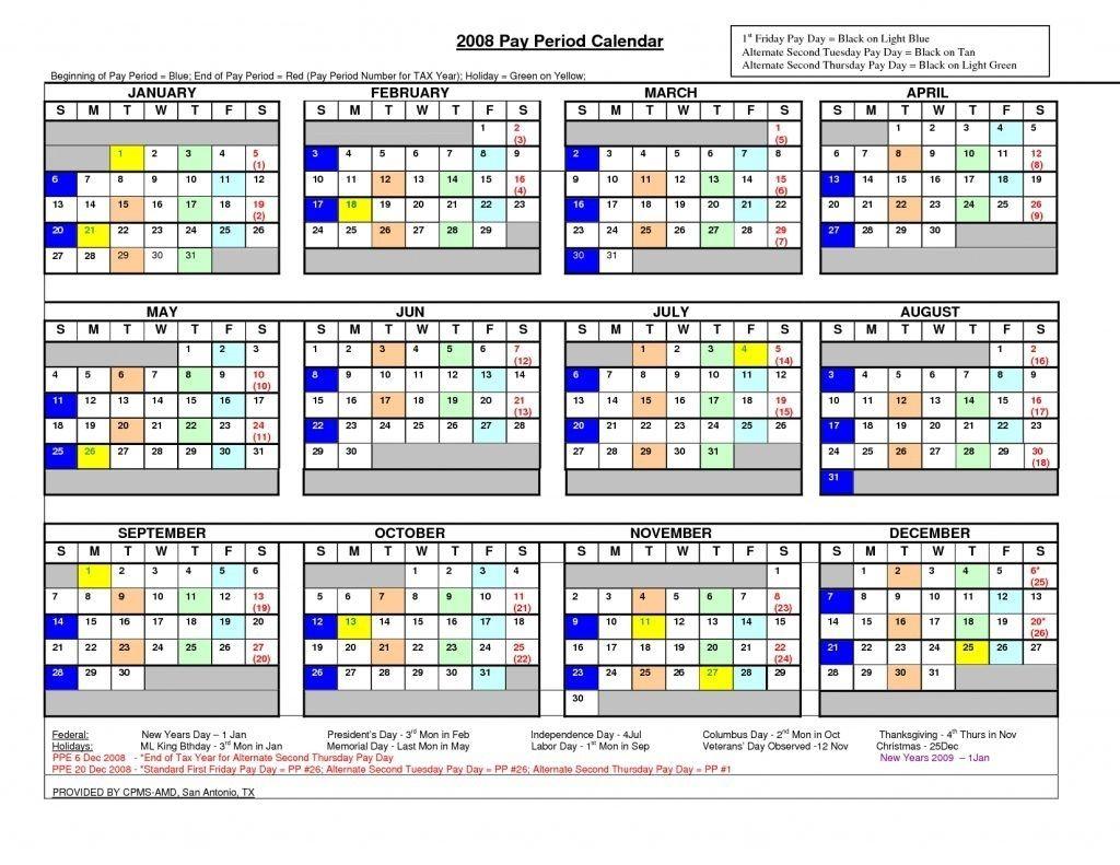 Federal Pay Period Calendar For 2020 Period Calendar Payroll Calendar Printable Calendar Template
