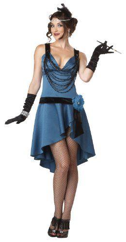 1940'S Flapper Dresses