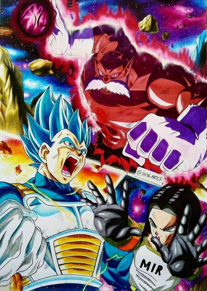 the power to shake the universe super saiyan 3 goku this is super saiyan 3
