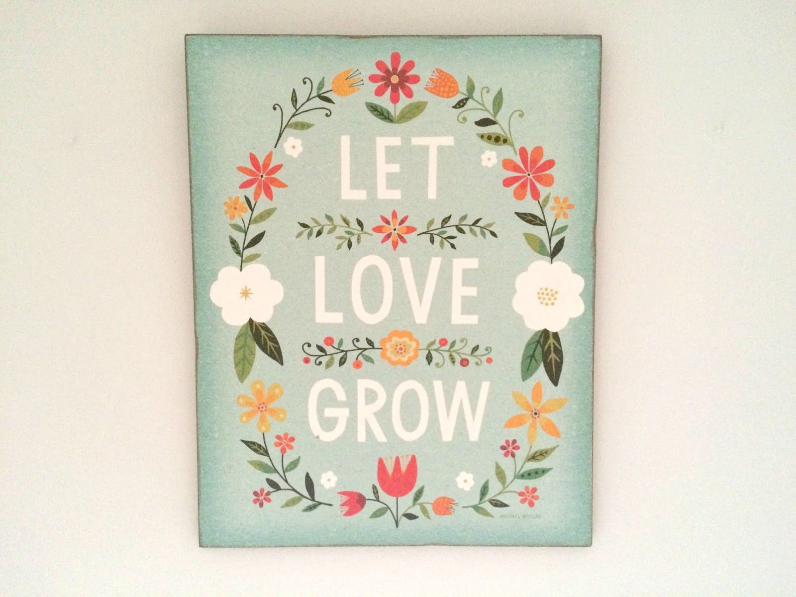 Let love grow, 3 simple ways you can make the world a better place, wellbeing, mindfulness
