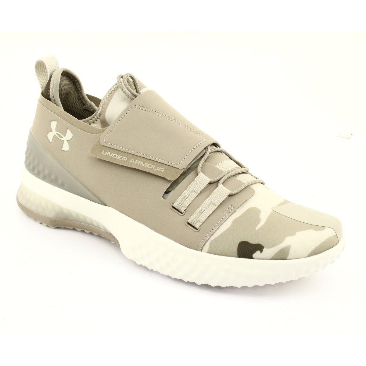 Buty Treningowe Under Armour Architech 3di Valor M 3000368 200 Brazowe Zielone Adidas Tubular Adidas Tubular Defiant Sneakers