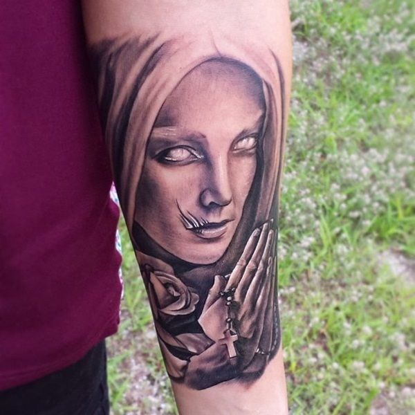 Powerful religious tattoo Designs to Try (16)
