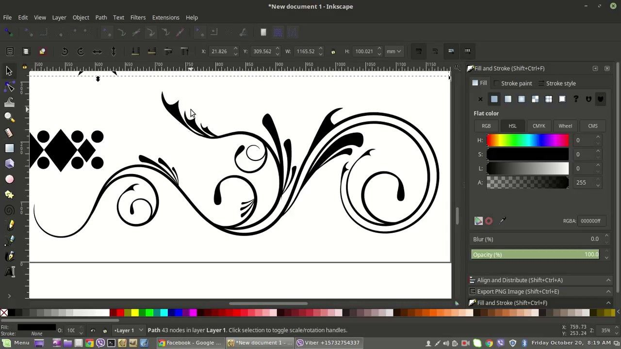 Download Tee Shirt Design In Inkscape Creating Flourishes And Design Elements I M Pinning This Tutoria Diy Projects That Sell Well Design Elements Tee Shirt Designs