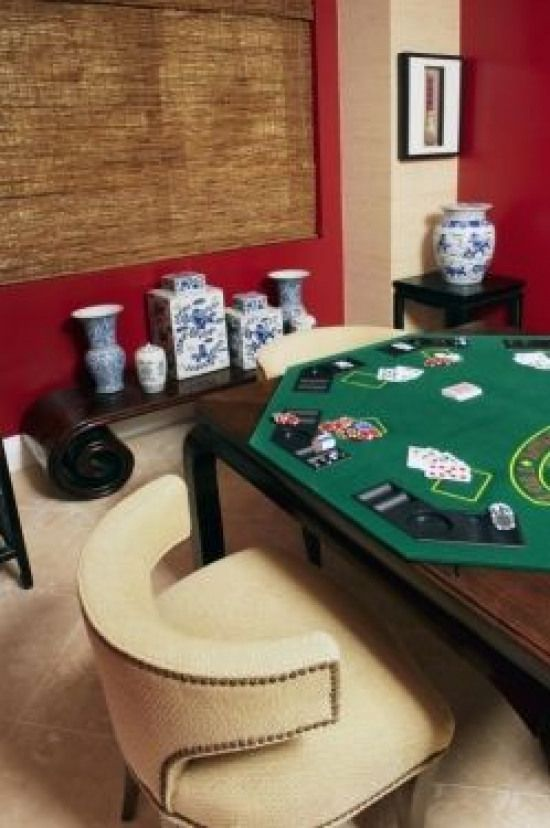 Photo of Casino Man Cave Idea … would do it a little differently, but I like the idea #rec …, …
