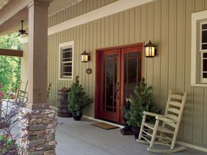 board and batten exterior siding | Exterior Elements, Inc. The Exterior Home Makeover Company