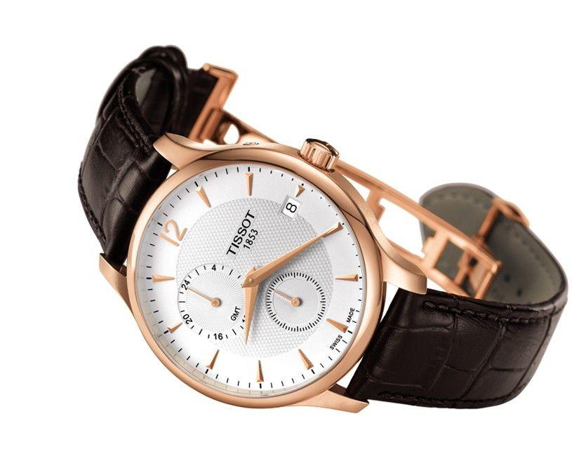 Kết quả hình ảnh cho tissot leather watches