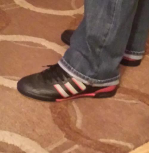 1980's Tango Bagota Trainers   Sneakers