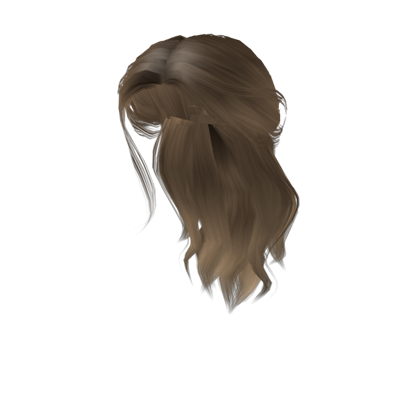 Use Mis Ambrosia Blonde And Thousands Of Other Assets To Build An Immersive Game Or Experience In 2020 Ball Hairstyles Brown Hair Roblox Black Hair Roblox