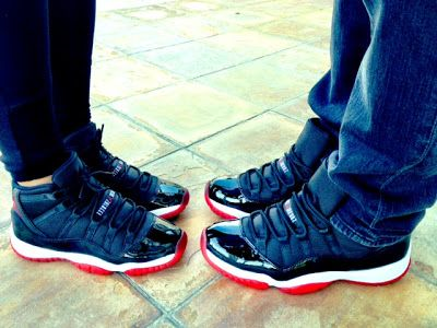 Air Jordan Retro 11 Bred (With images) | Air jordans retro