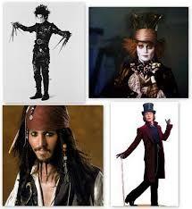 Resultado de imagem para fotos dos personagens de johnny depp