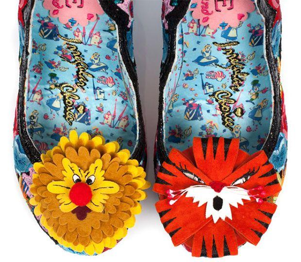 Marca Londrina Lanca Colecao De Sapatos Exoticos Inspirados Em