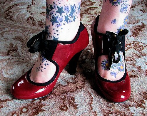 The sexiest shoes in the world. by viodyna, via Flickr