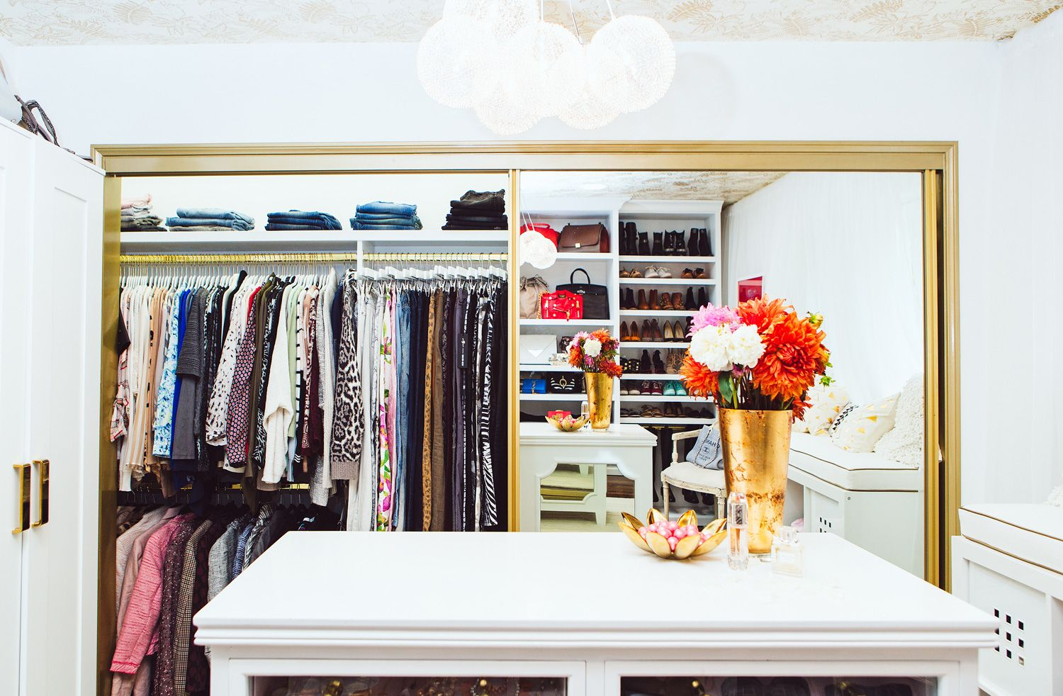 Get Your Best Closet Ever In 30 Minutes This Weekend With These Genius Tips  From Hollywoodu0027s