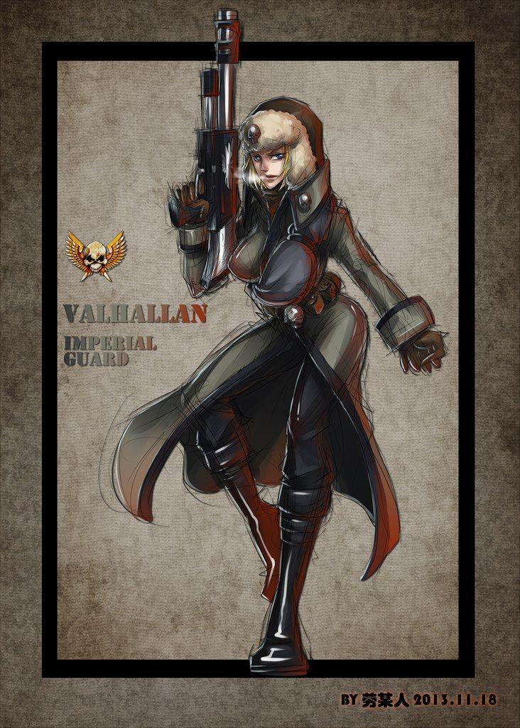 Wall | VK | warhammer 40k fan art | Warhammer art, Warhammer 40k art