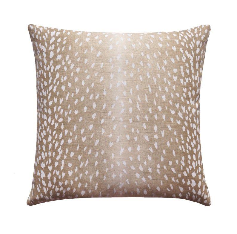 Deer Pillow, Fawn Pillow Cover, Animal