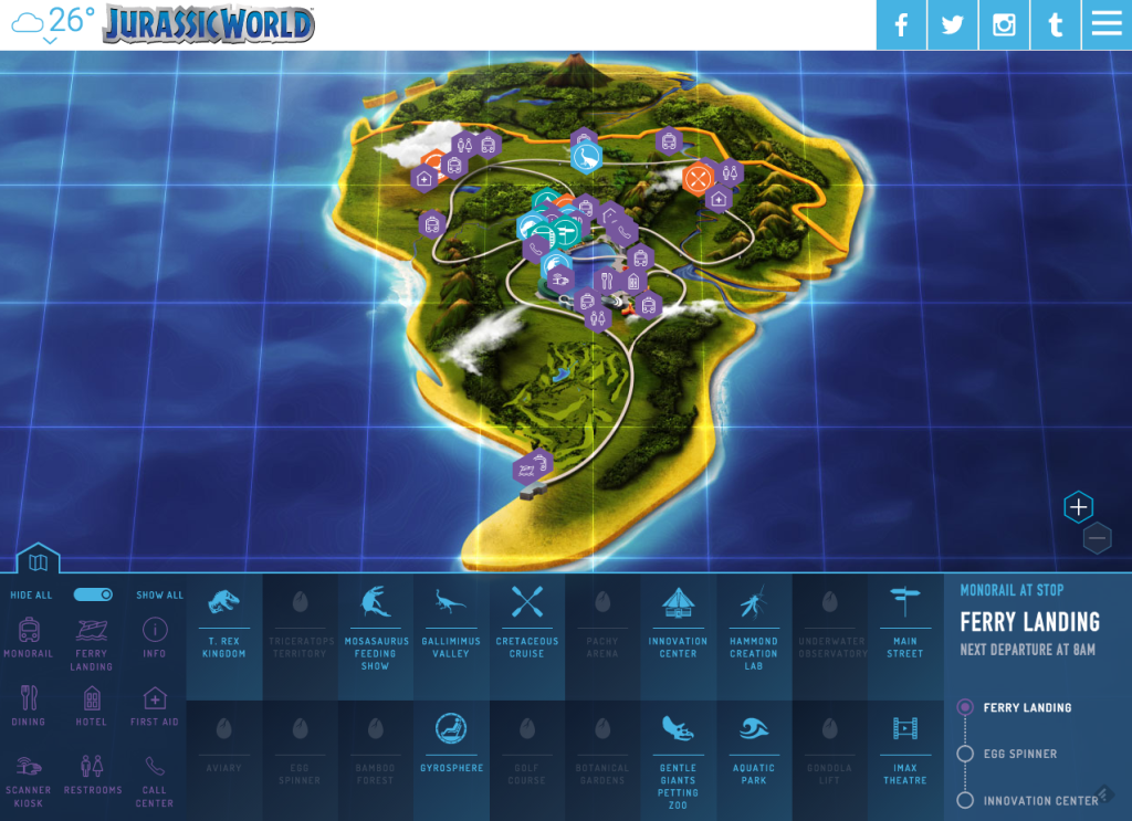 Jurassic world map google search rains 6th pinterest jurassic world map google search gumiabroncs Choice Image