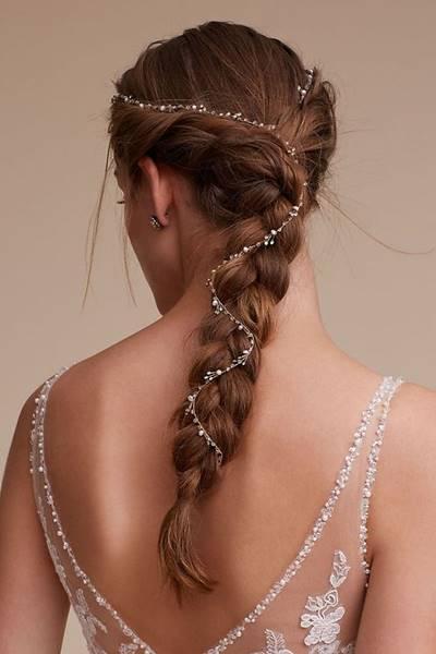 اجمل تسريحات شعر طويل ناعمة و مرفوعة للاعياد و المناسبات Longhairstyles Dutchbraid Stylishh Hair Styles Wedding Hairstyles For Long Hair Beach Wedding Hair