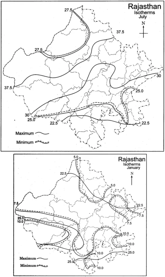RBSE Solutions for Class 11 Indian Geography Chapter 13