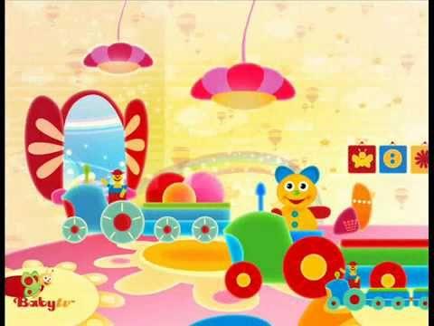 Itsy Bitsy Spider song - nursery rhyme Baby Tv - FULL