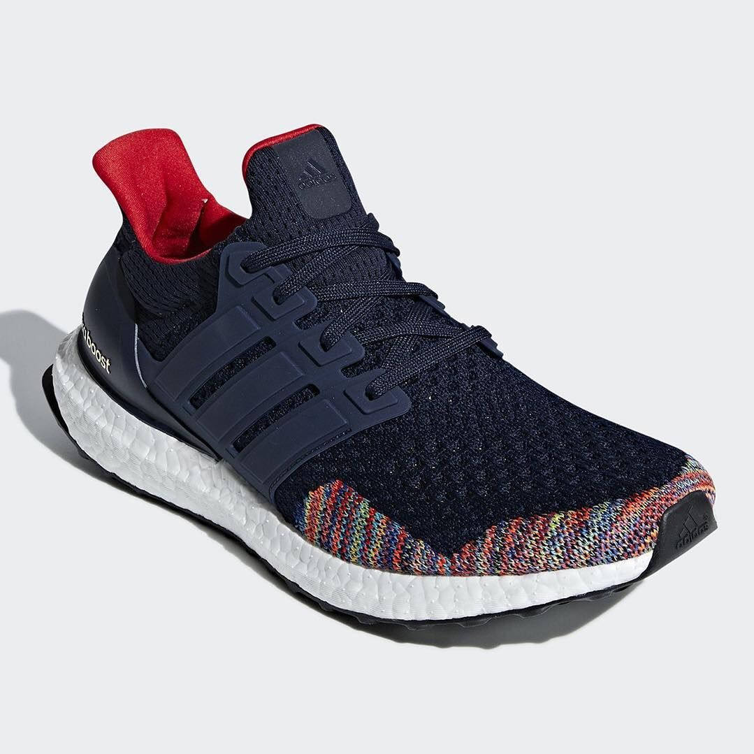 ave you heard? The adidas Ultra Boost 1.0 is making a