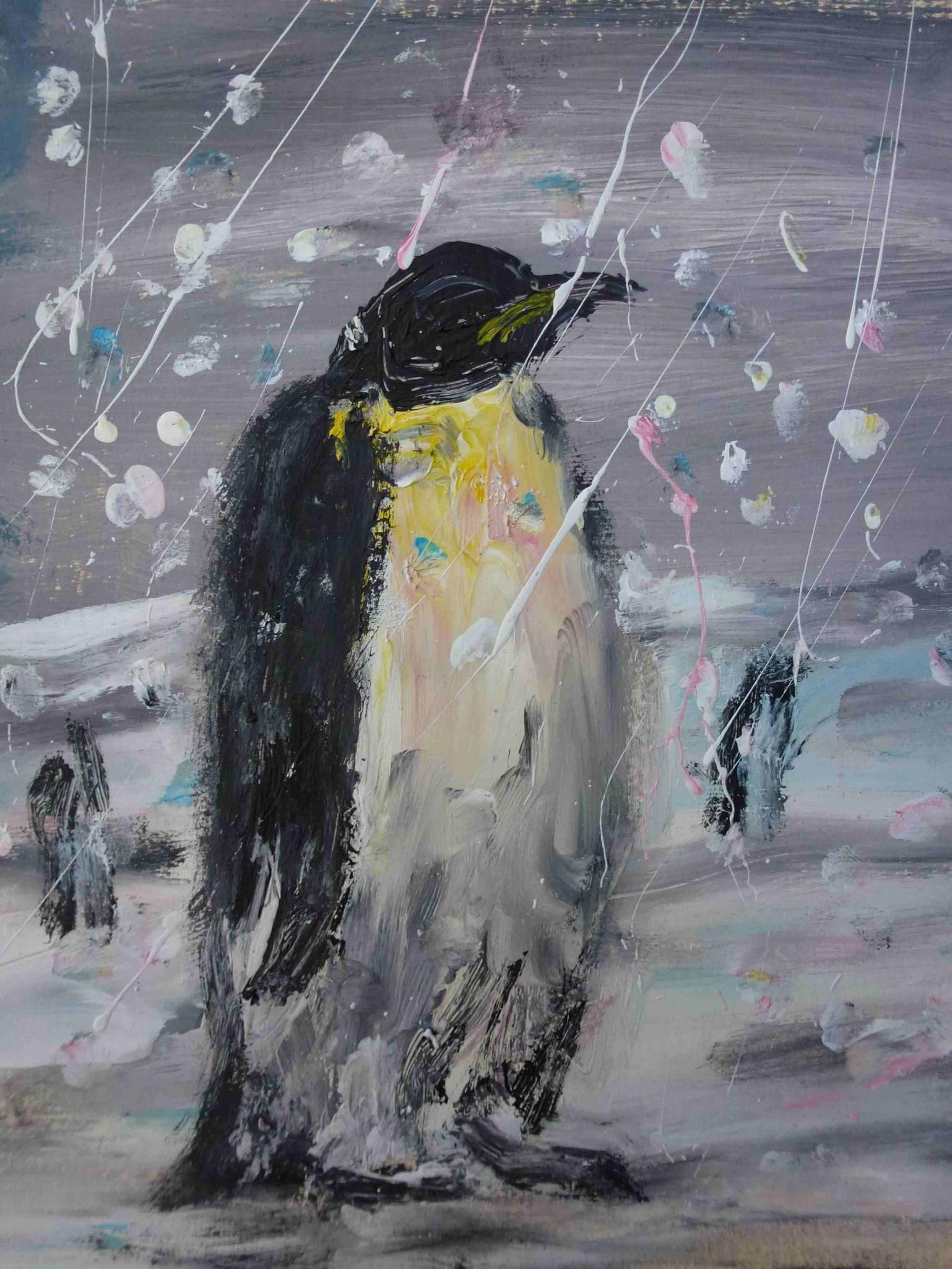 Penguins 11 by Alex Arnell