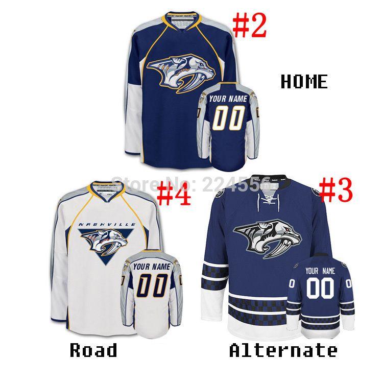 half off c3969 fa999 nhl jerseys nashville predators 6 shea weber blue third jerseys