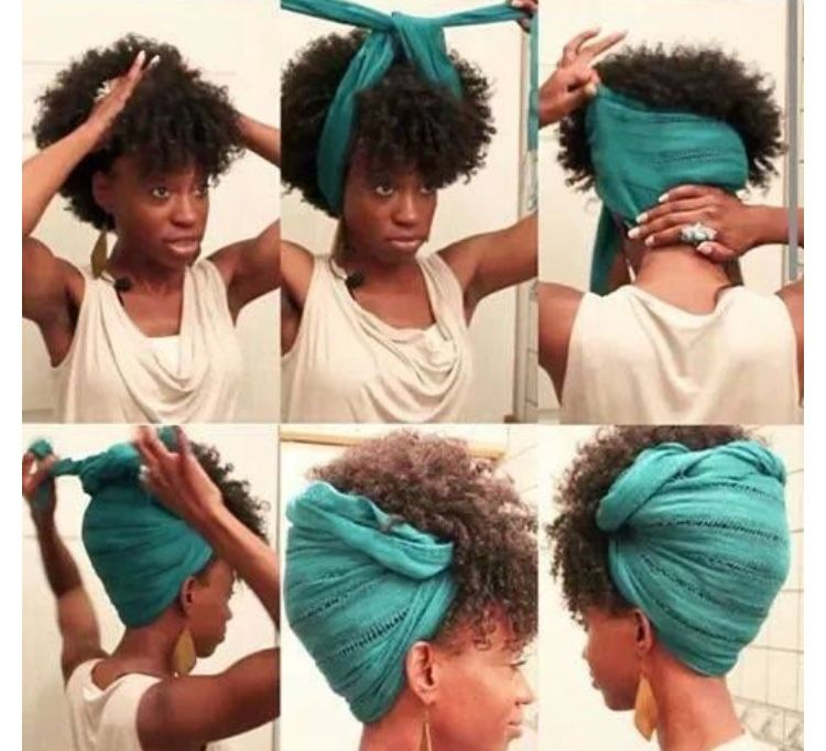 Head Wrap Styles For Natural Hair Magnificent Pinegovin On Hair  Pinterest  Natural Head Wraps And Hair Style