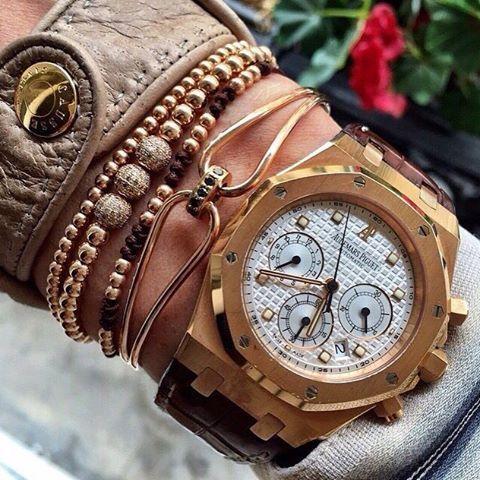 Audemars Piguet Royal Oak Chronograph #watch #watchporn #wristgame #audemarspiguet #rolex #gold #gentleman #money #millionaire #luxury #lifestyle #luxurylife #dreambig #success #rich #jewelry #bracelet #mensfashion #instacool #instastyle #instalike #dubai