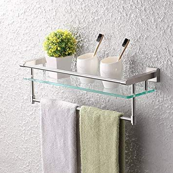 Coolest Bathroom Shelf 74 For Your Home Design Planning with
