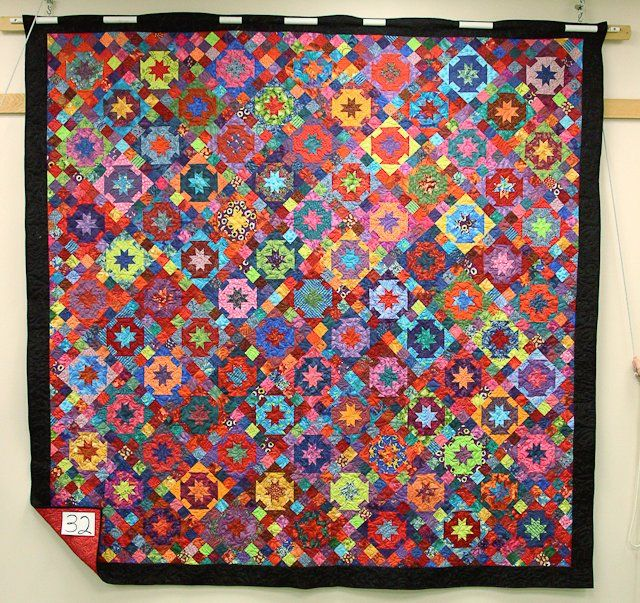 Mennonite quilt -cowpie in the sky.. My Mom made this and donated ... : mennonite quilt - Adamdwight.com