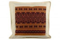 Hand Woven Oaxaca Pillow