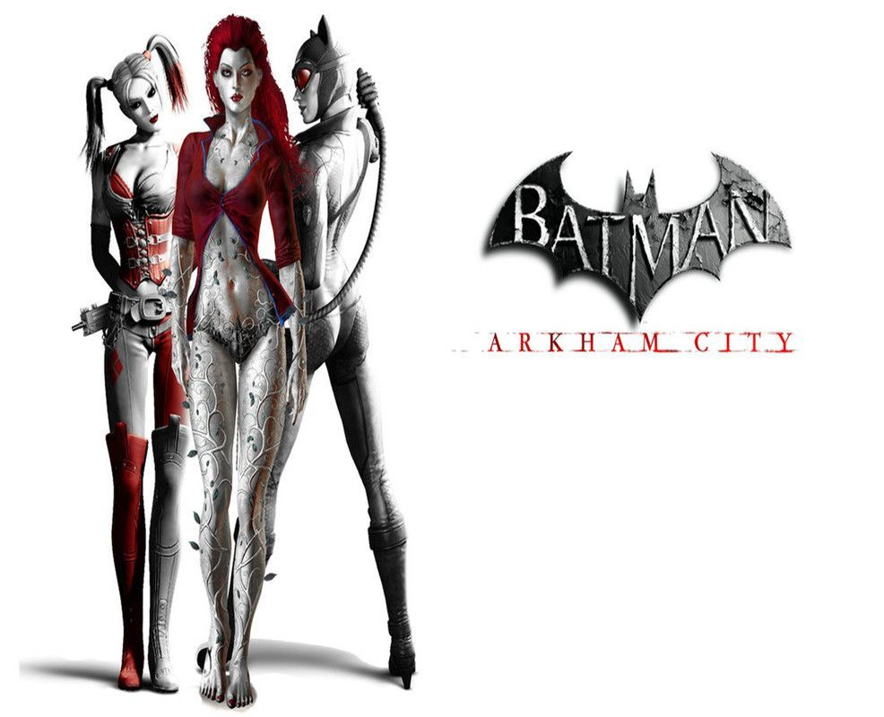 how to find poison ivy in batman arkham city
