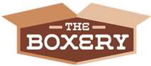 Great shipping boxes and great prices. The Boxery!