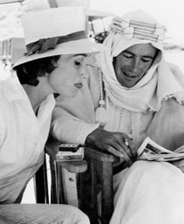 behind the scenes lawrence of arabia - Google Search
