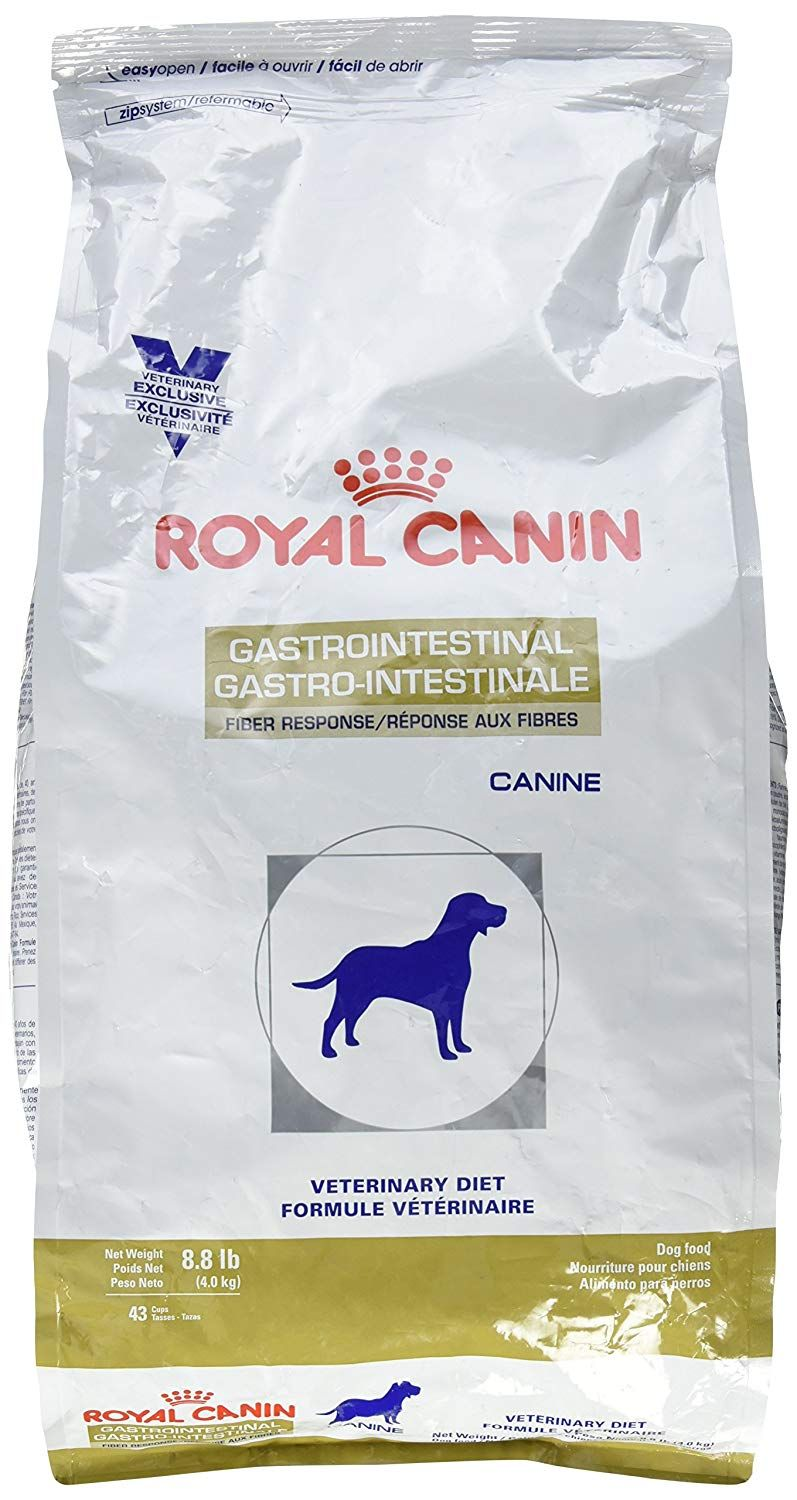 Royal Canin Canine Gastrointestinal Fiber Response Dry 8 8 Lb See This Great Product This Is An Affiliate Lin Dry Dog Food Dry Cat Food Gastrointestinal