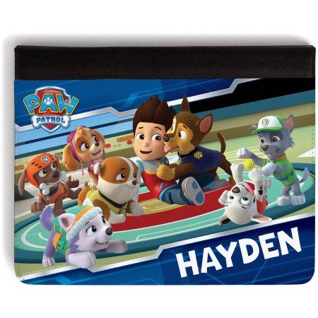 851ded620a Personalized Paw Patrol All Paws on Deck iPad Case   Products   Ipad ...