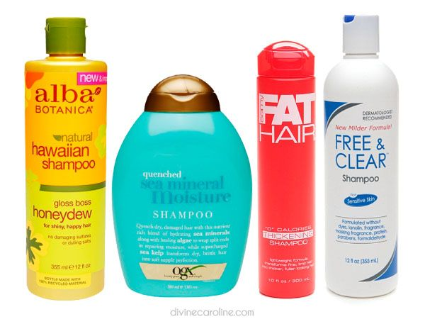 The Best Sulfate Free Shampoo Get